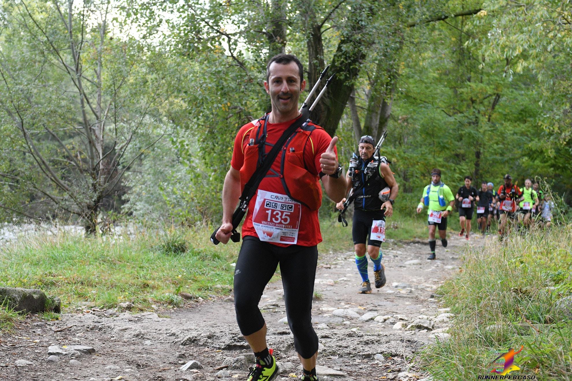 Runnerpercaso | CMP Trail  2018
