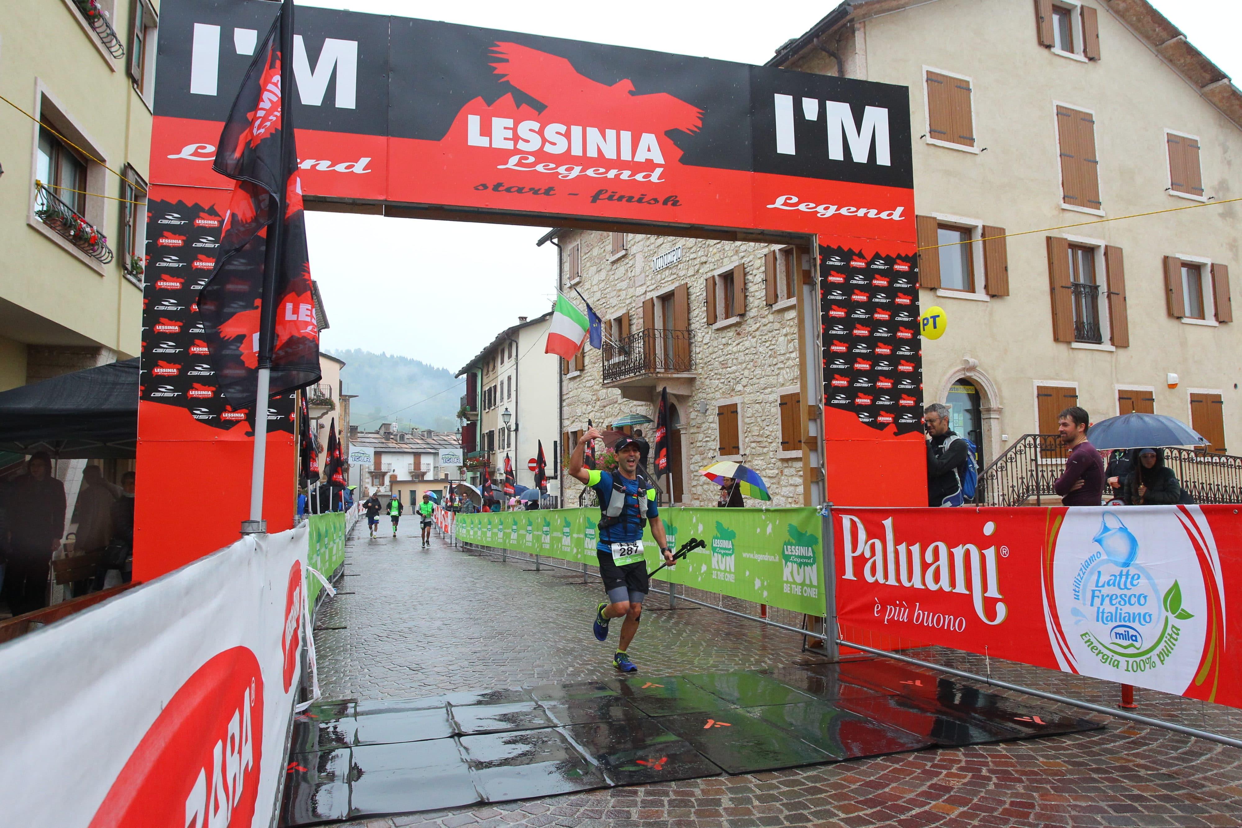 Runnerpercaso | Legend Run 2017 Finisher