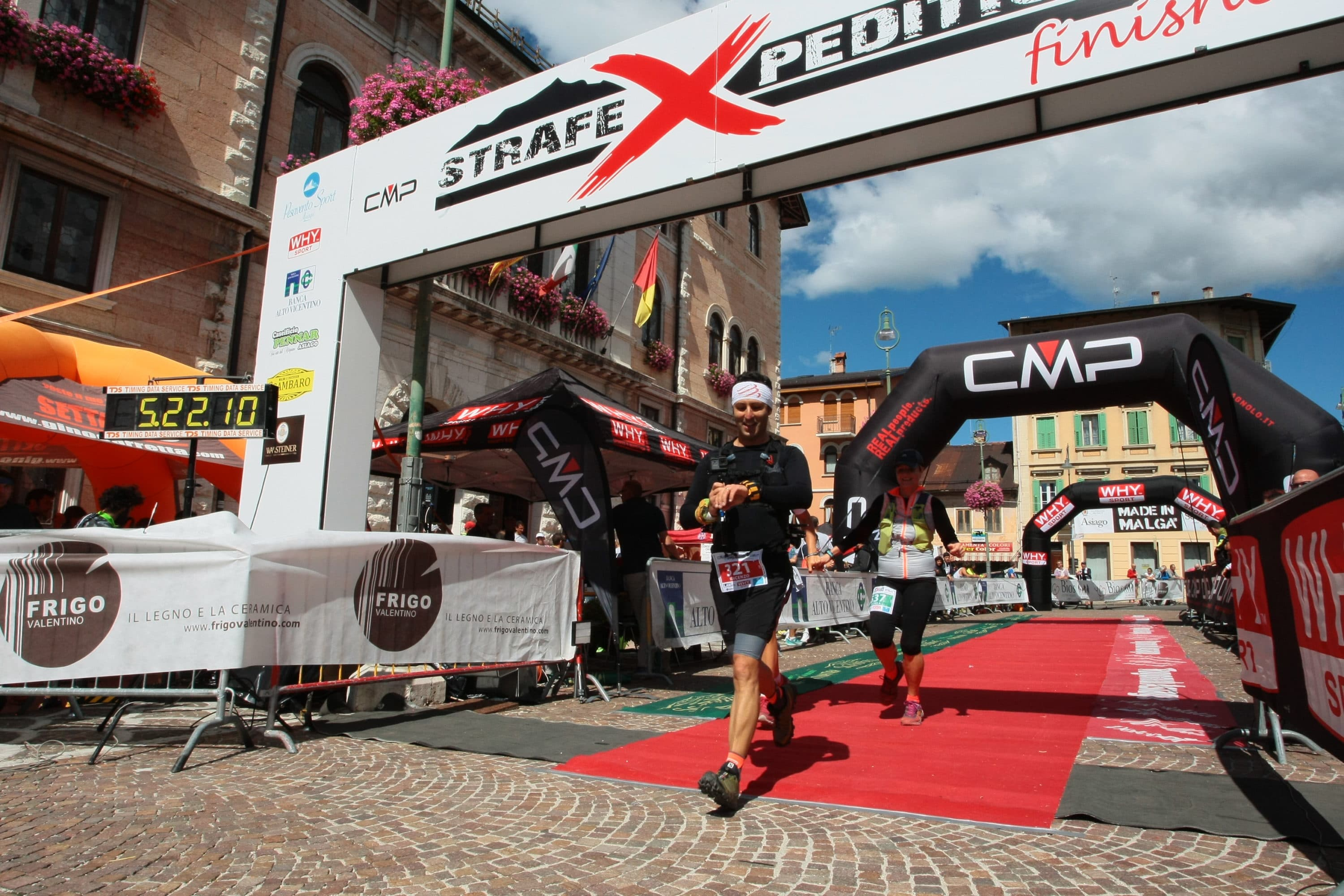 Runnerpercaso | StrafExpedition 2017 Finisher