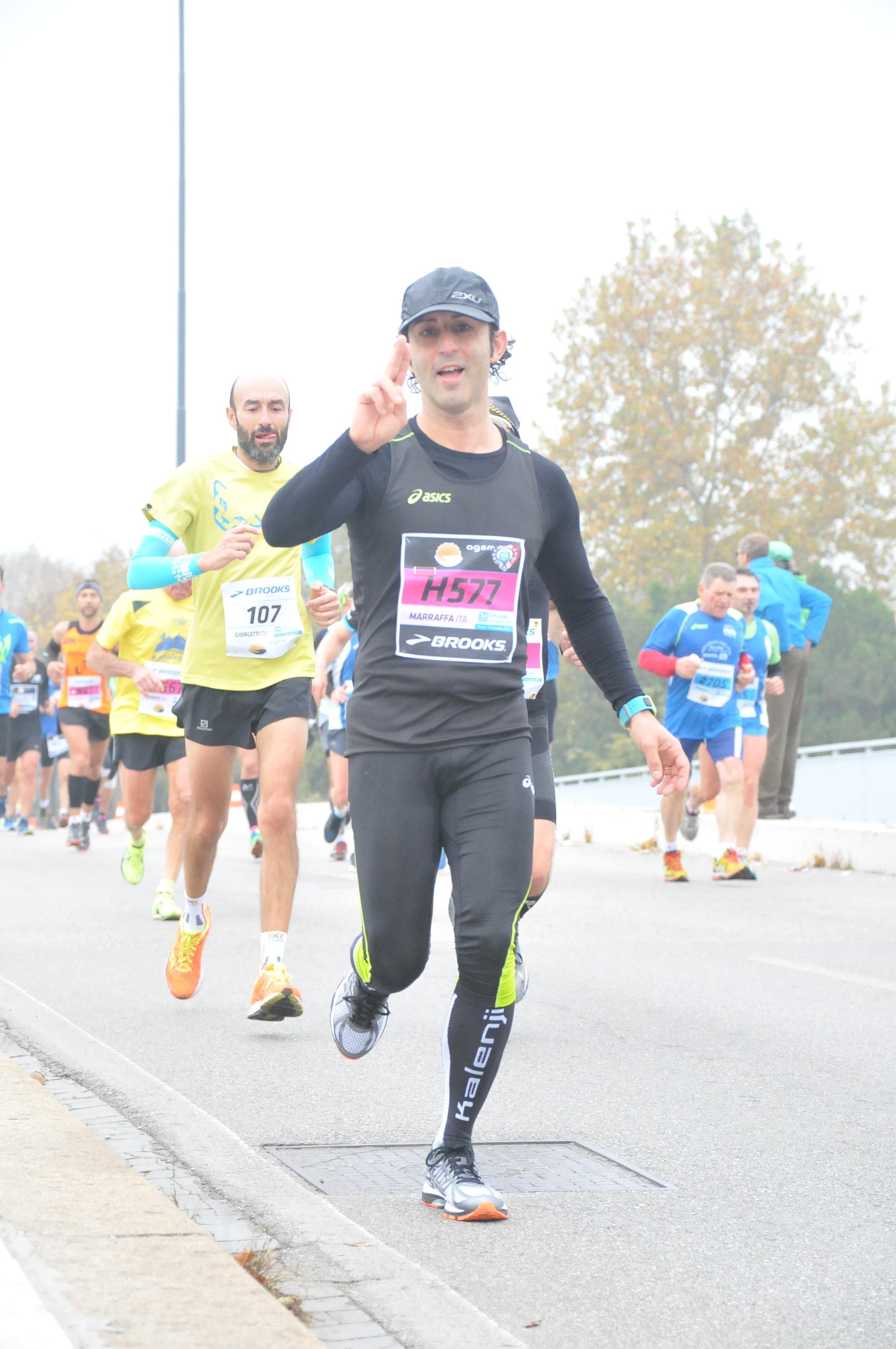 Runnerpercaso | Cangrande Half Marathon 2015