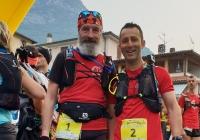 Runnerpercaso e Mario | Orsa Ultra Trail 2018