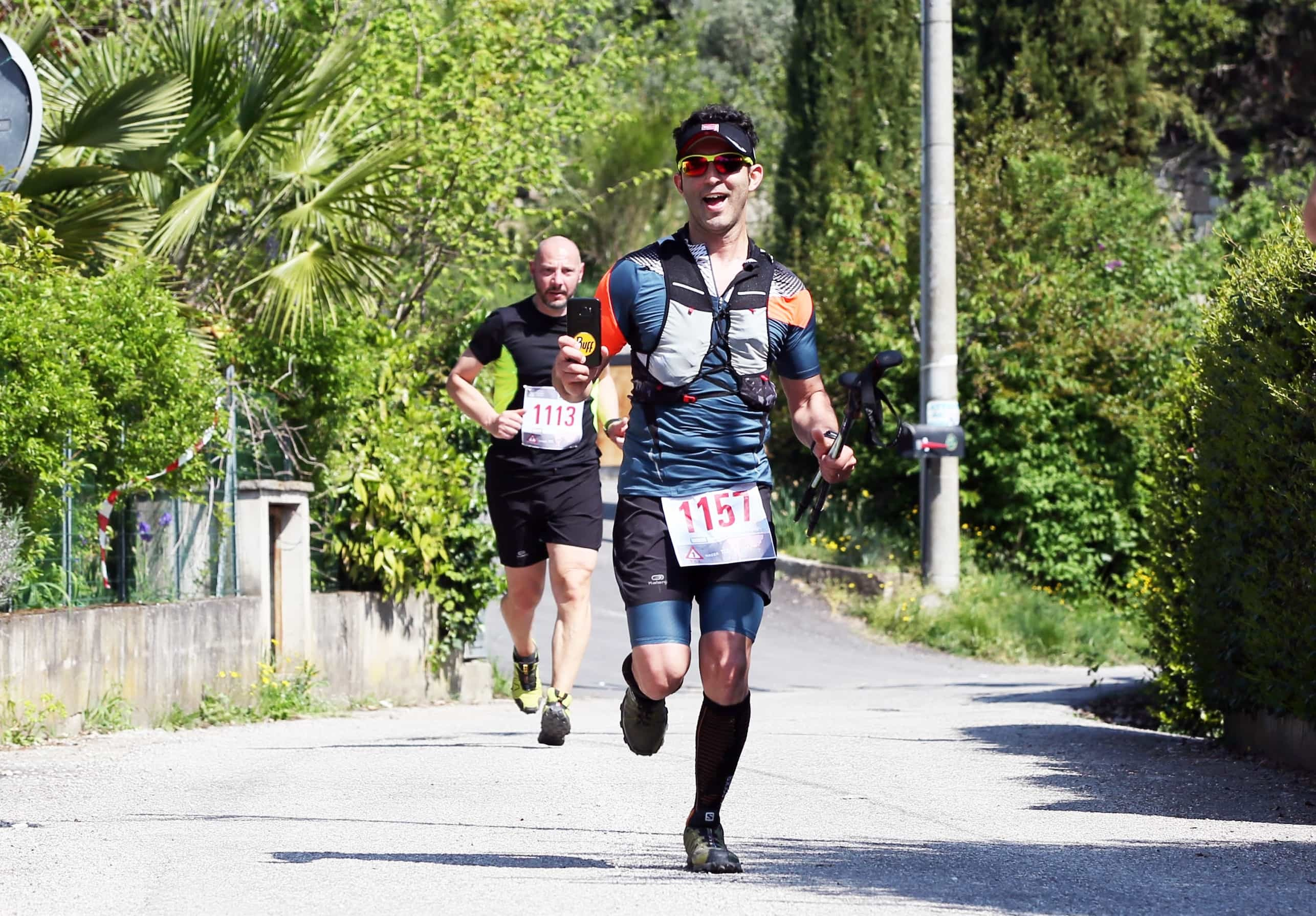 Runnerpercaso Finisher TCE 2017