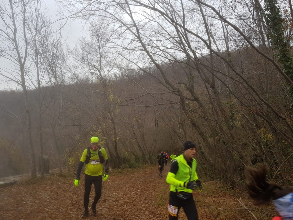 ultrabericus winter trail gara