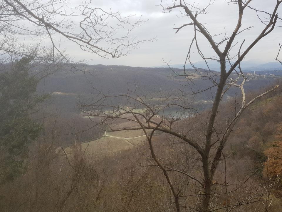 ultrabericus winter trail panorama