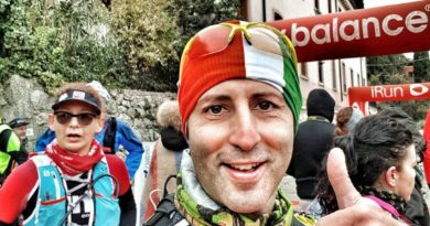 ultrabericus winter trail runnerpercaso partenza