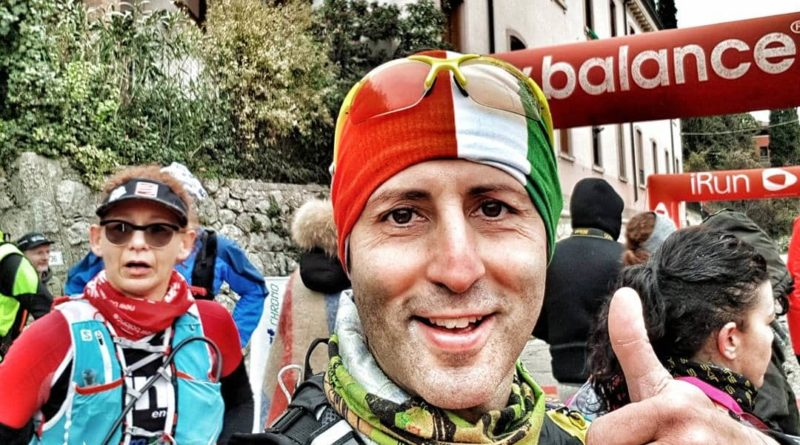 ultrabericus winter trail runnerpercaso partenza
