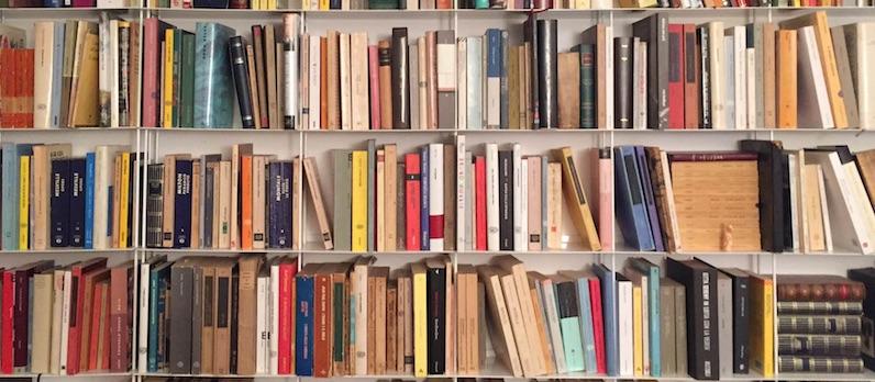 libreria libri sulla corsa