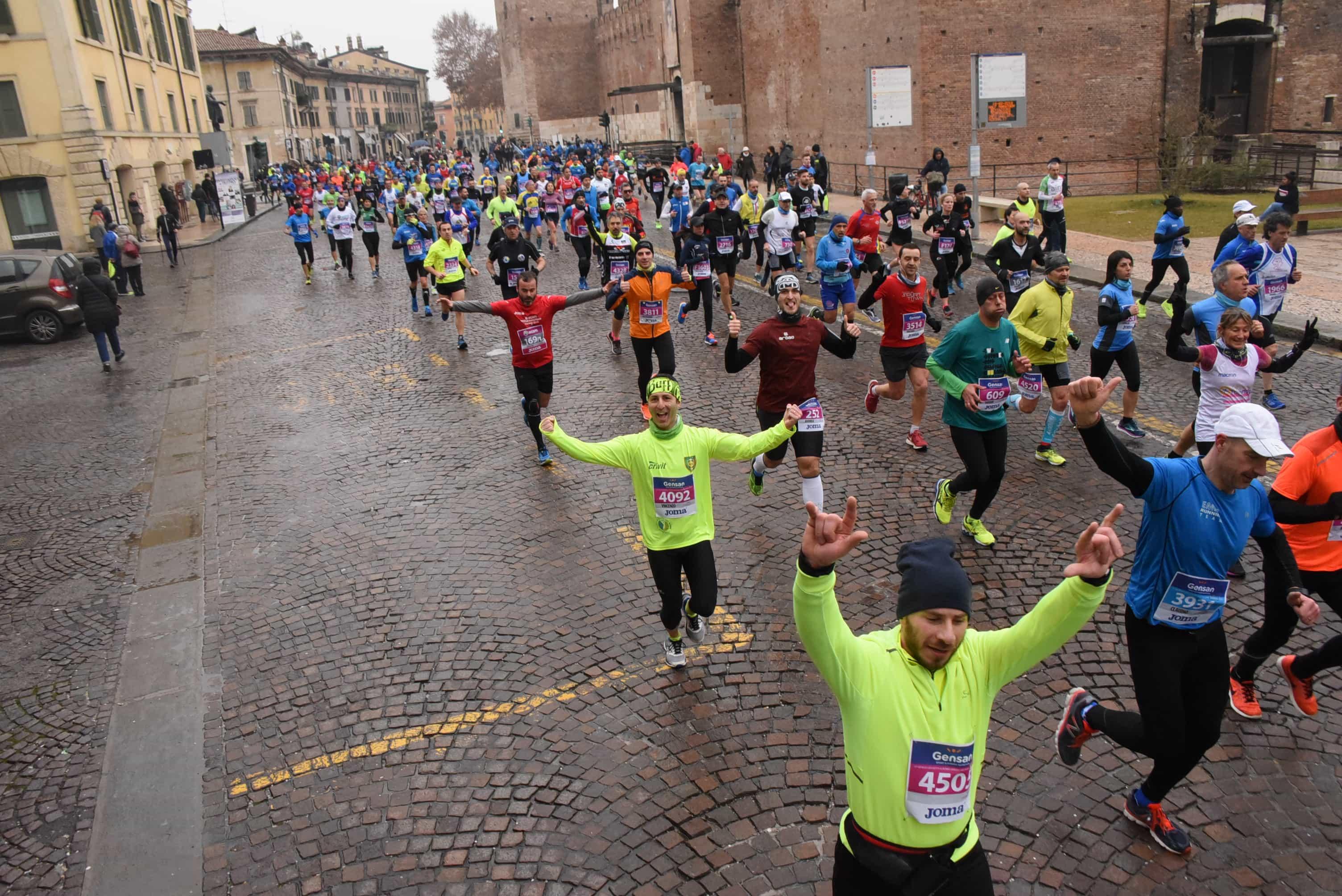 Runnerpercaso | Giulietta e Romeo 2018