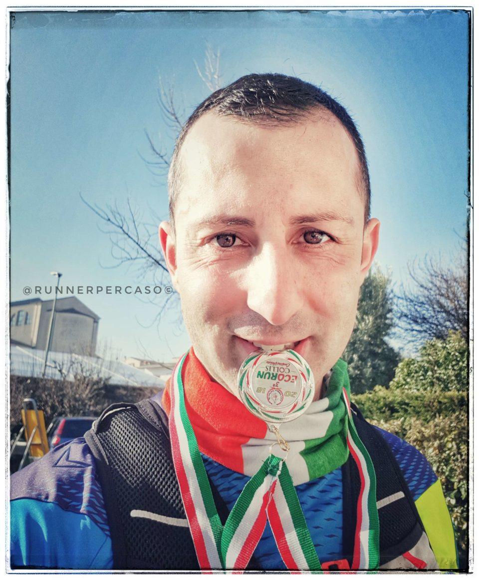 runnerpercaso finisher alla montefortiana 2018