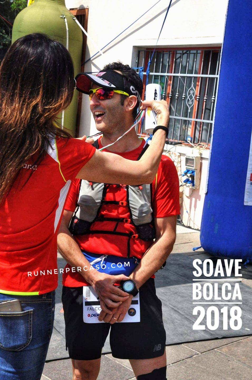 Runnerpercaso finisher alla Soave Bolca
