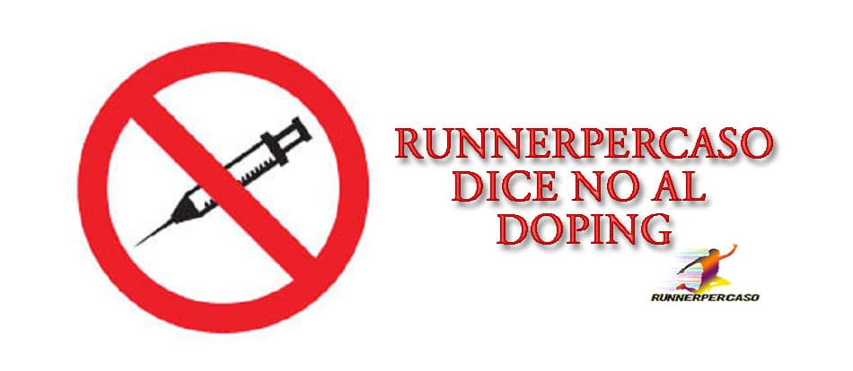 Runnerpercaso anti doping