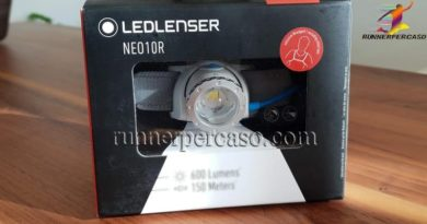 Lampada frontale Led Lenser NEO10R