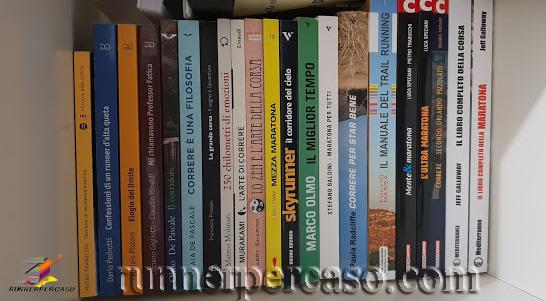 Libri runnerpercaso sulla corsa