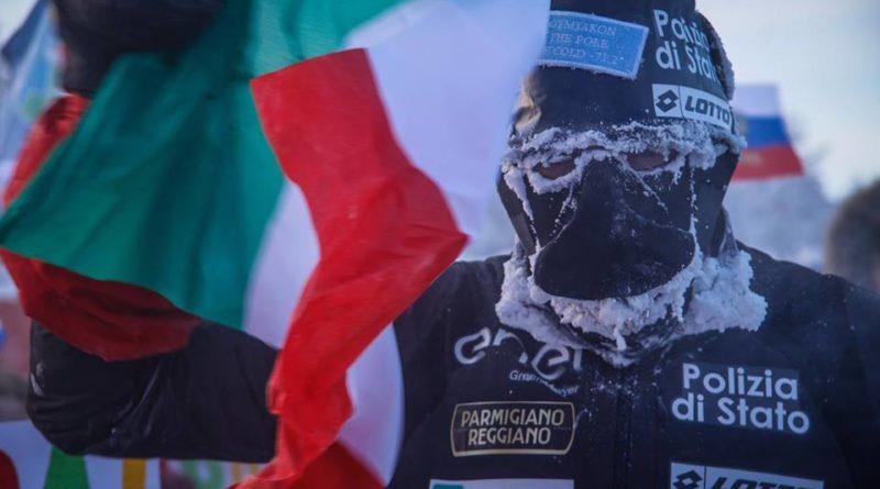 Paolo Venturini impresa sotto zero