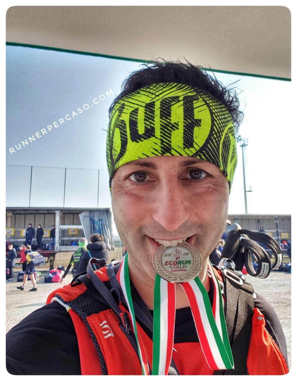 runnerpercaso finisher ecorun 2019