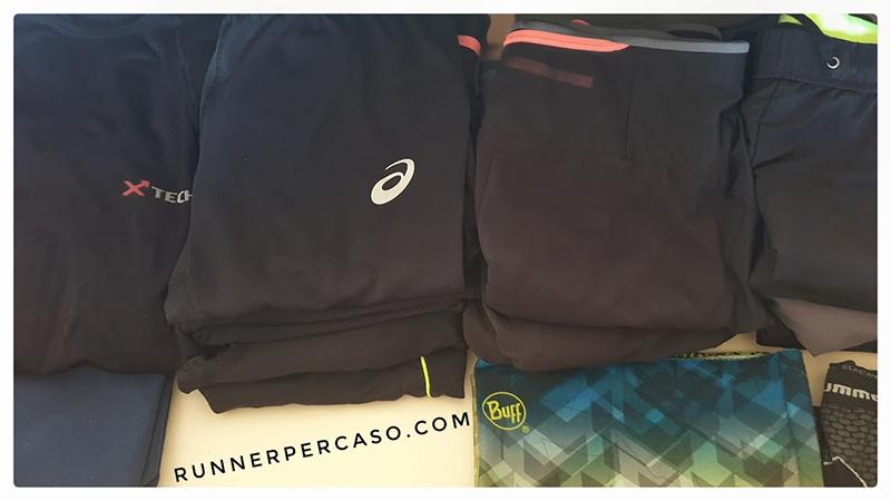 Runnerpercaso | Cassetto abbigliamento