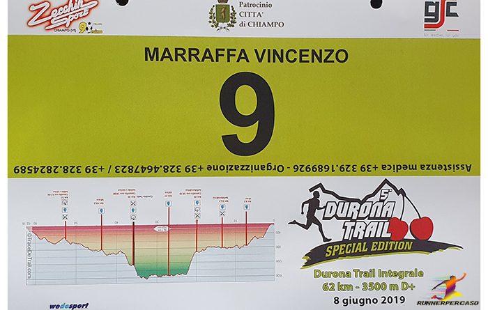 Durona Trail Special Edition | Pettorale